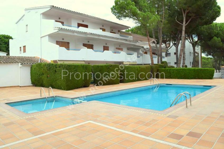 L'Escala,  Studio moderne avec piscine près de la plage