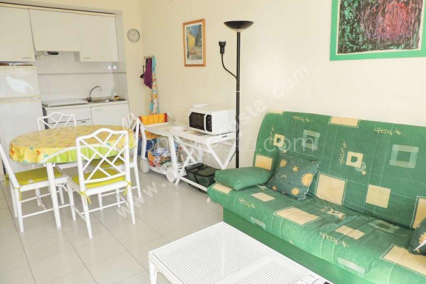 L'Escala, Duplex avec de belles vues et 2 chambres