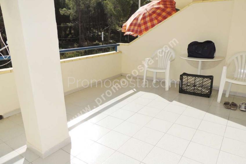 L'Escala, Dúplex con bonitas vistas y 2 habitaciones