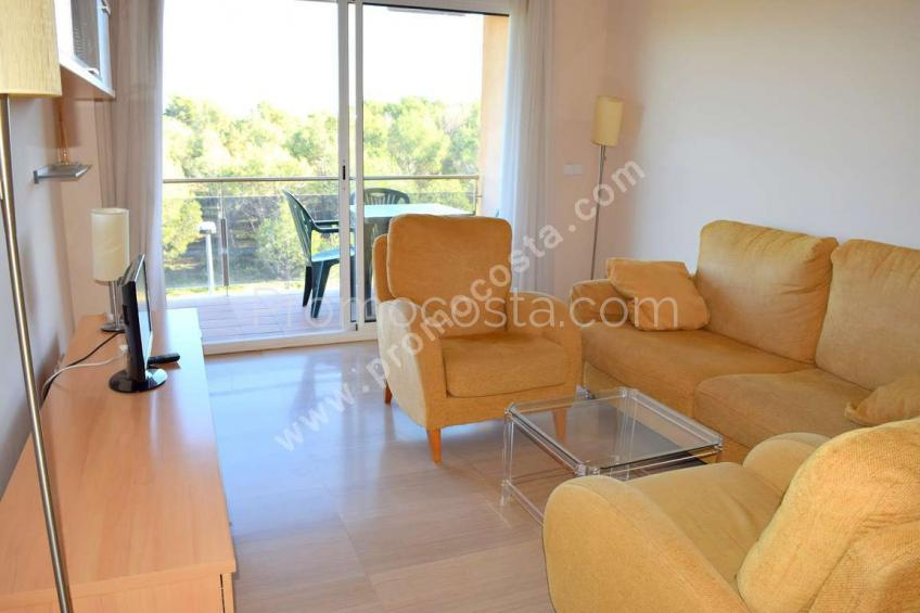 L'Escala,  Apartment with sea view and swimming pool