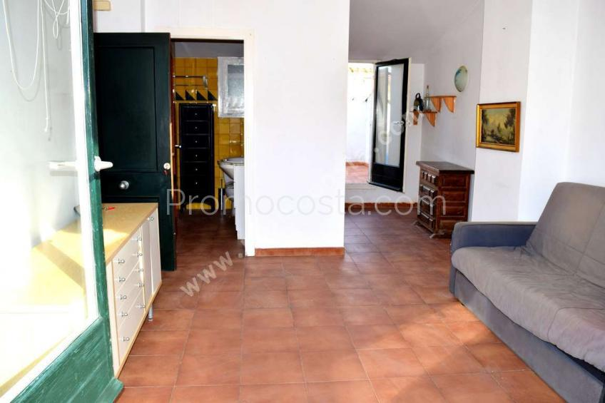 L'Escala, Studio with terrace located 100m from the beach