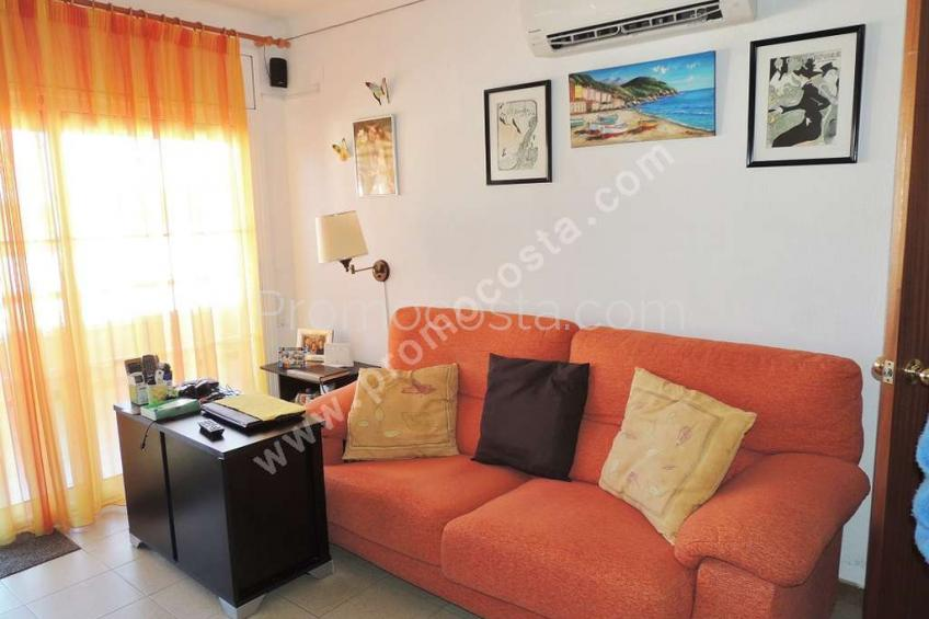 L'Escala, Apartamento situado a 300m de la playa  de Riells