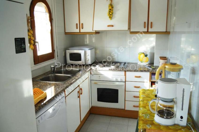 L'Escala, Très belle maison avec jardin privatif