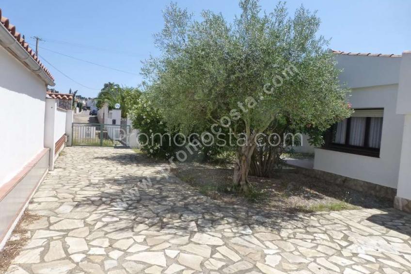 L'Escala, Riells de Dalt - Casa con jardin y piscina privada