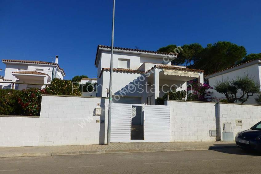 L'Escala, Puig Sec - Casa con bonitas vistas