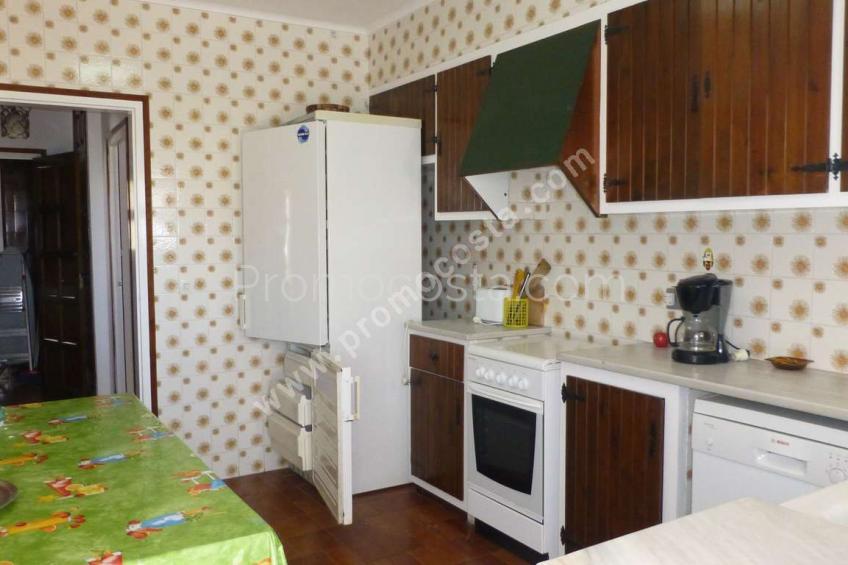 L'Escala, Montgó- Casa independiente con 5 habitaciones