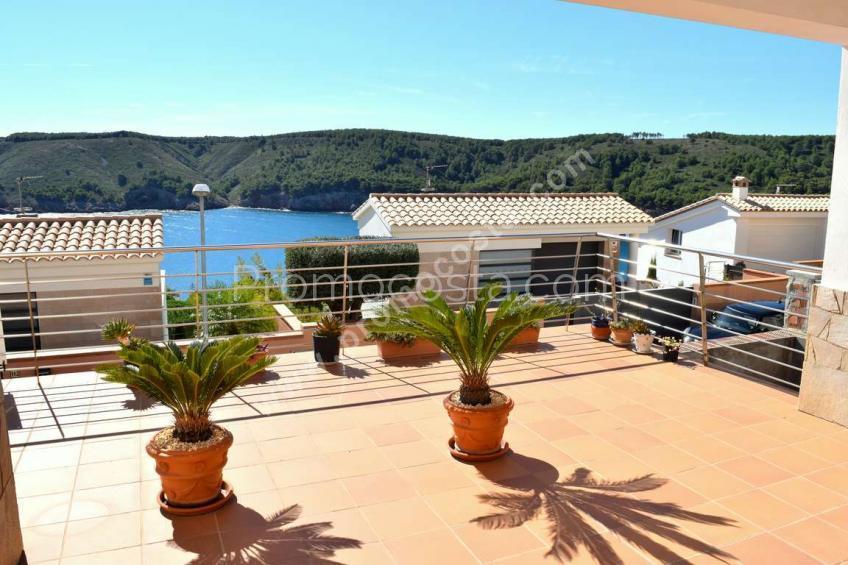 L'Escala, Montgó - Magnífica casa amb vistes al mar