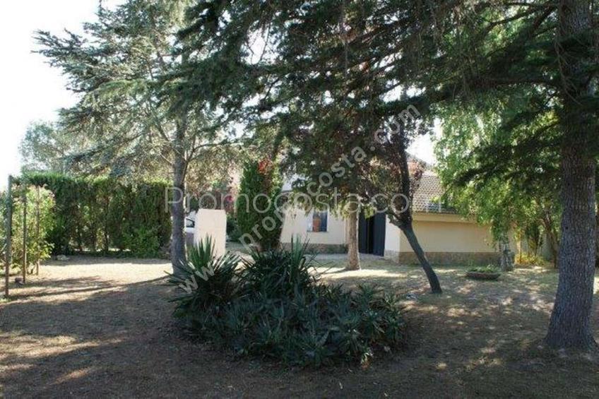 Armentera, Casa con terreno de 1000m2