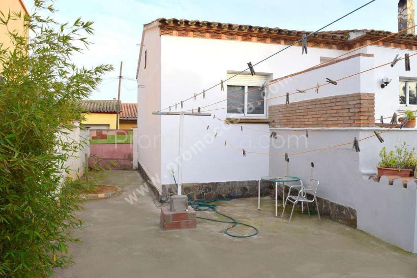 L'Escala, Casa individual con jardin privado