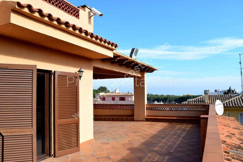 L'Escala, Magnifica casa con jardín y piscina privada