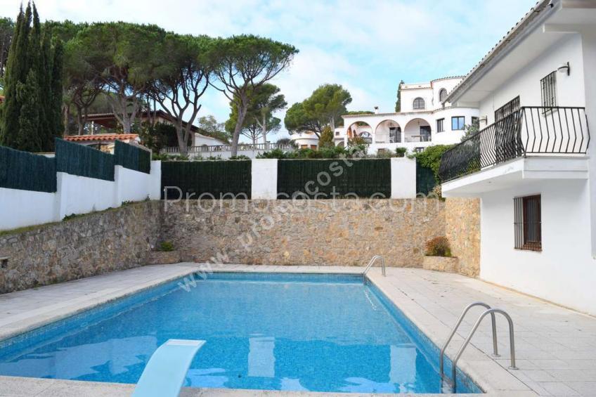 L'Escala, Casa independiente con jardín y piscina privada