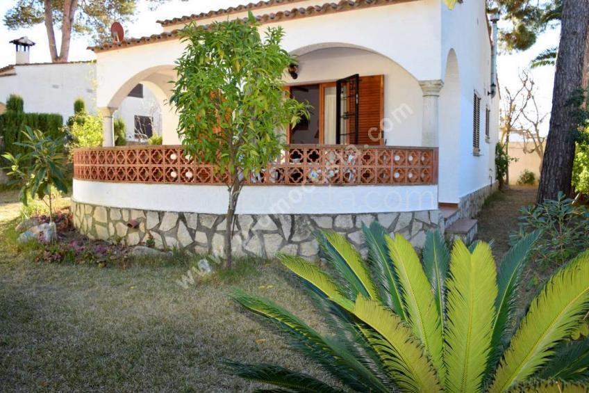 L'Escala, Casa con jardin privado y 3 habitaciones