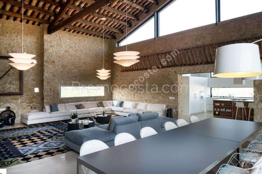 Pals, Costa Brava - Pals - Espectacular masia