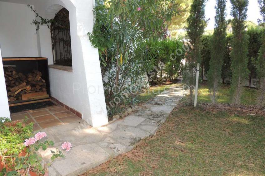 L'Escala, Casa con piscina comunitaria y 3 habitaciones