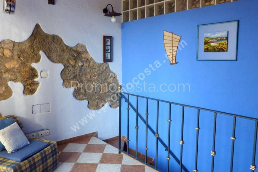 L'Escala, Maison rustique a 250m de la plage
