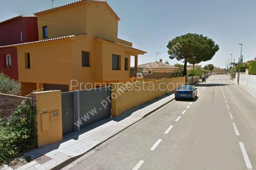 L'Escala, Maison située à quelques mètres du Vieille Ville