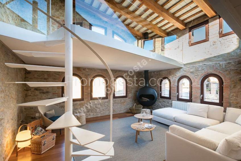 Palau-Sator, Impresionante casa rustica totalmente renovada