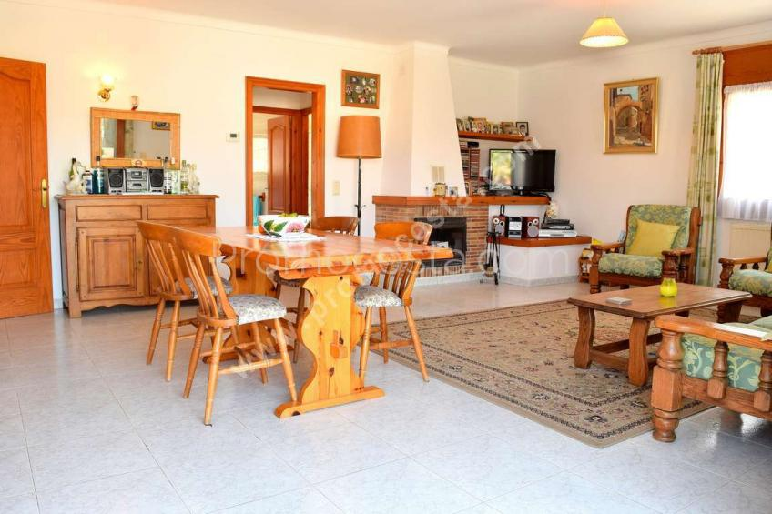 L'Escala, Spacious house with garden and private pool