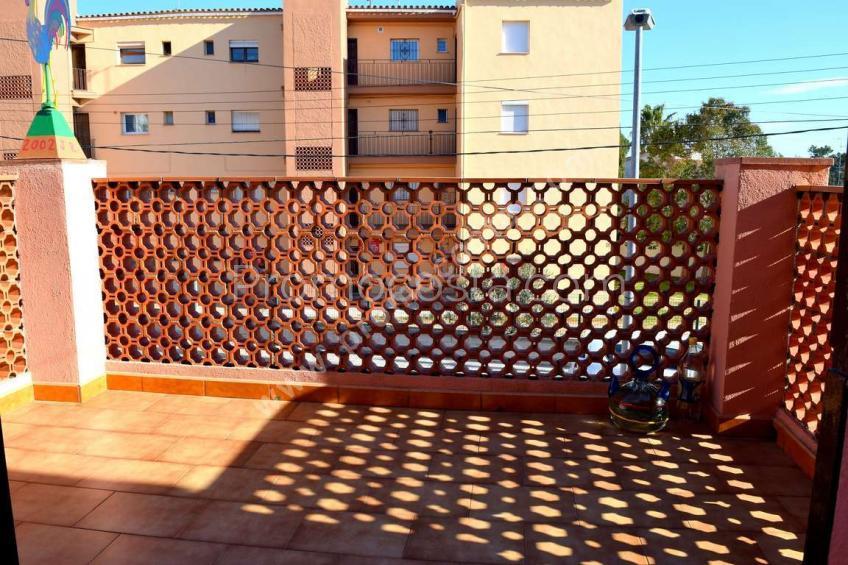 L'Escala, Casa independiente con jardín privado y garaje