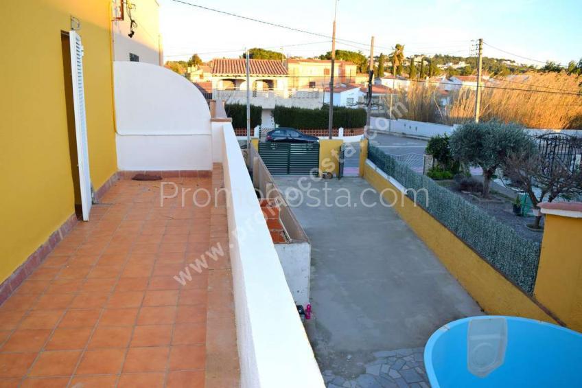 L'Escala, Casa con 5 habitaciones a 400m de la playa