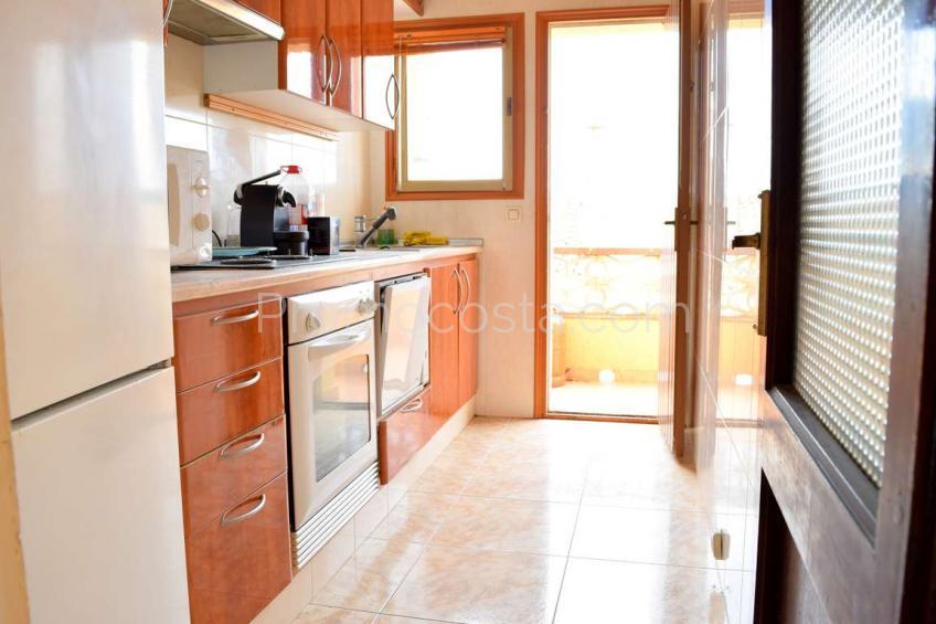 L'Escala, Apartamento a 300m de la playa de Riells