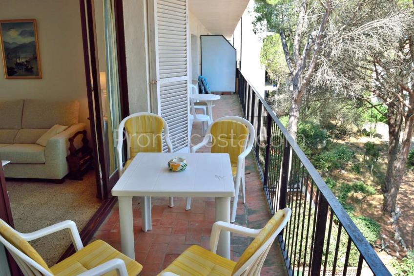 L'Escala, Amplio apartamento con vistas bonitas