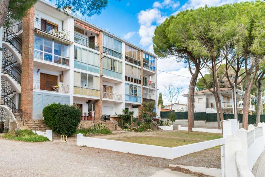L'Escala, Appartement F2 de plain pied avec jardin communautaire, près de la plage
