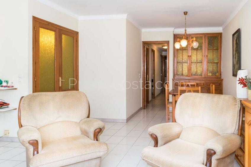 L'Escala, Apartamento espacioso cerca del Casco Antiguo