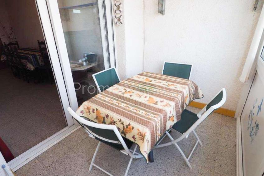 L'Escala, Apartamento situado a 700m de la playa de Riells