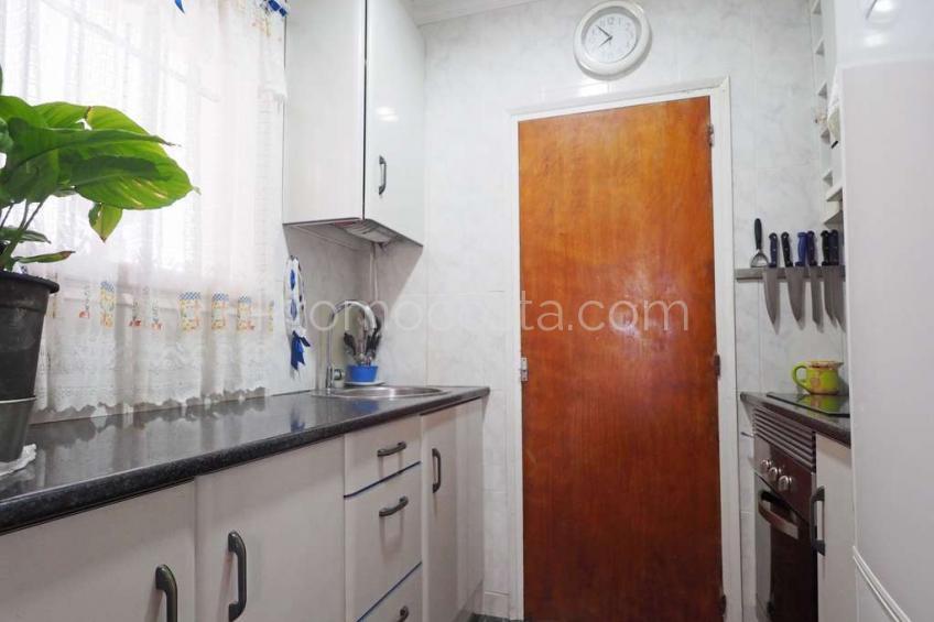 L'Escala, Apartamento reformado con 2 habitaciones