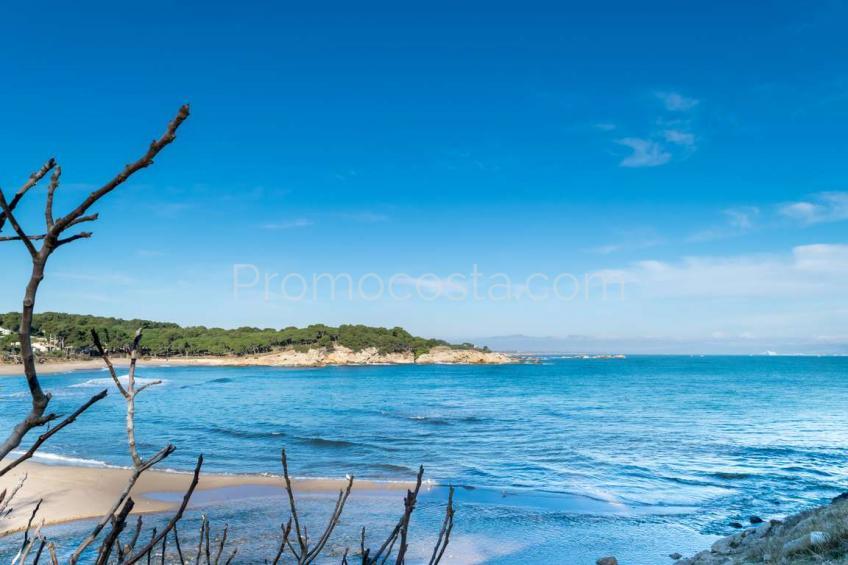 L'Escala, Ático con piscina comunitaria, muy cerca de la playa de Empurias