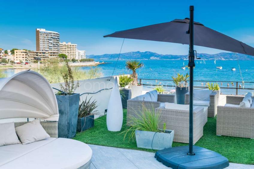 L'Escala, Apartamento con vistas panorámicas al mar