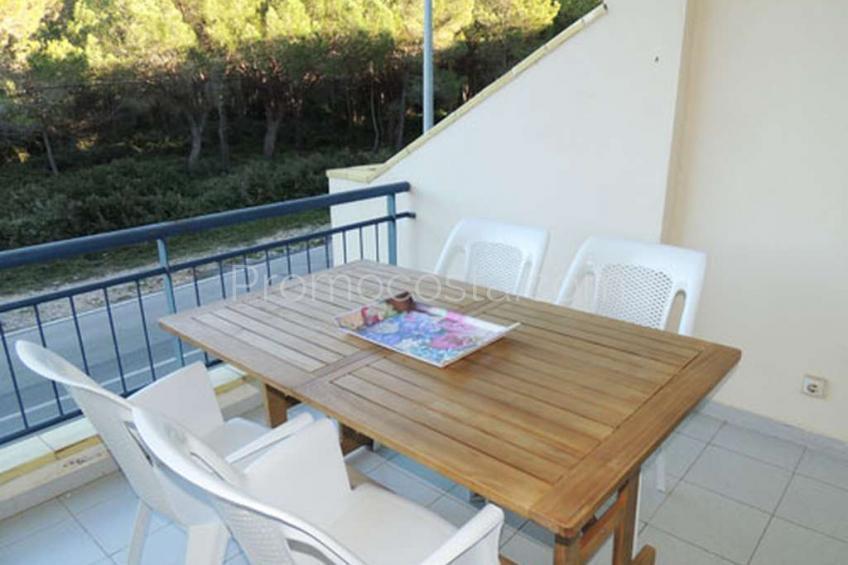 L'Escala, Apartamento con  bonitas vistas y piscina