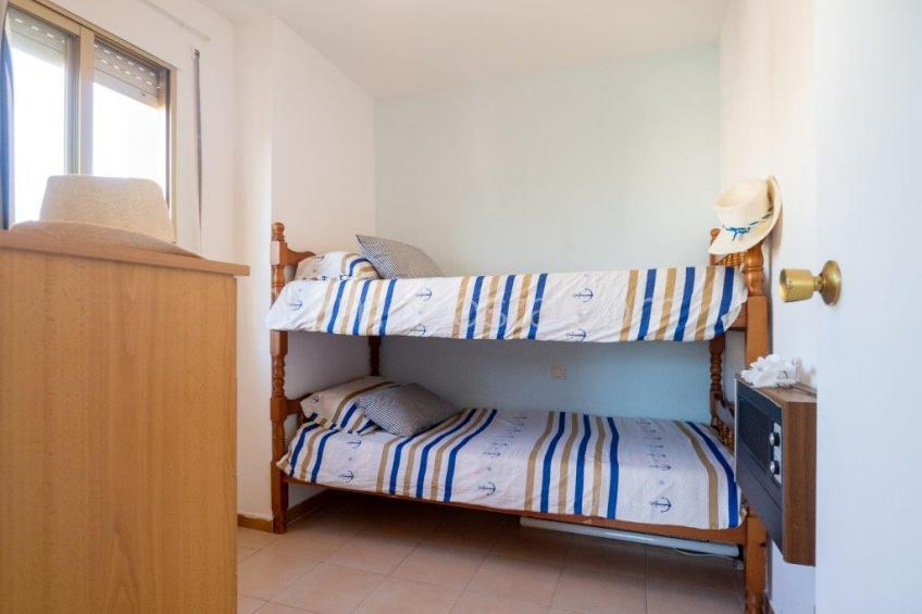 L'Escala, Apartamento situado a unos 500m de la playa de Riells