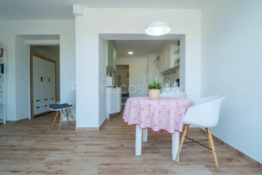 L'Escala, Apartamento reformado a 100m de la playa de Riells