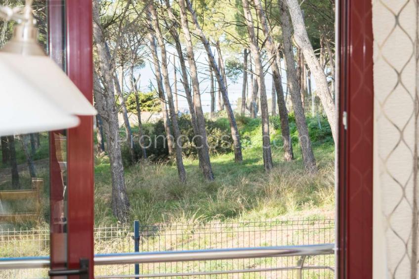 L'Escala, Casa con piscina cerca del Casco Antiguo