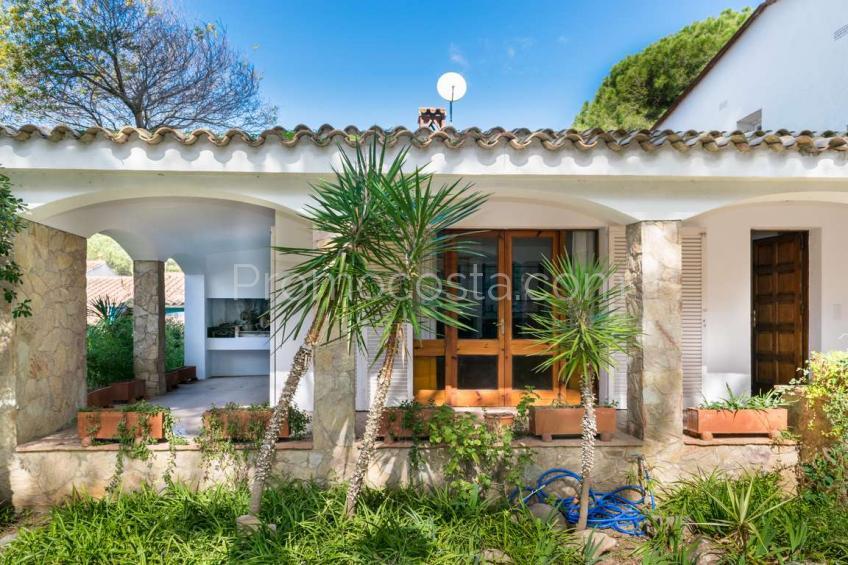 L'Escala, Casa independiente con gran jardín privado