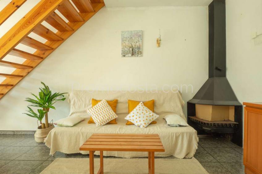 L'Escala, Casa soleada en buen estado