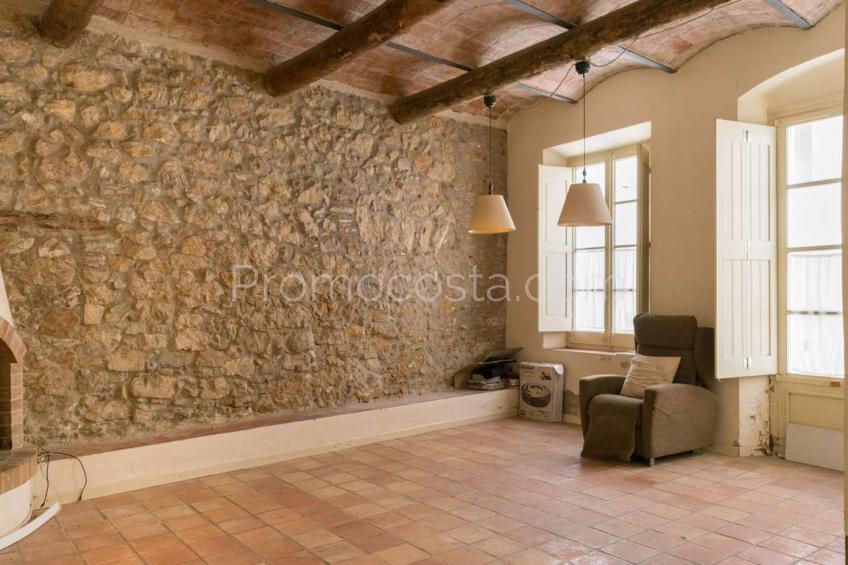 L'Escala, Casa con encanto en el Casco Antiguo