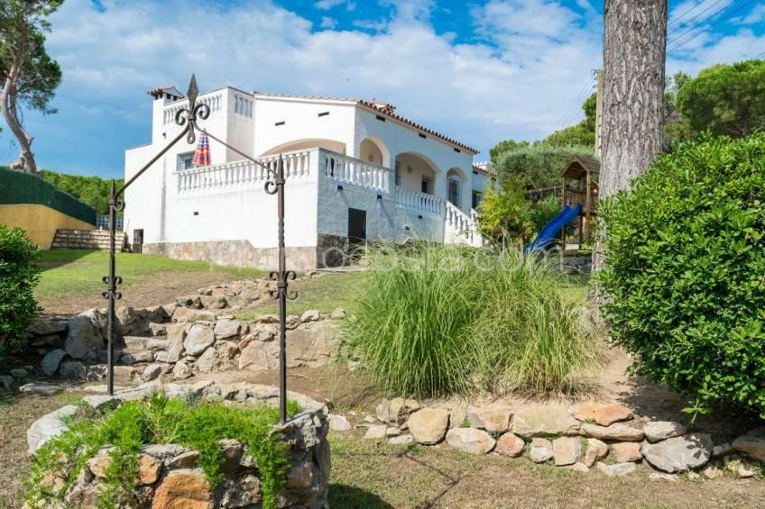 L'Escala, Casa con piscina privada y vista mar