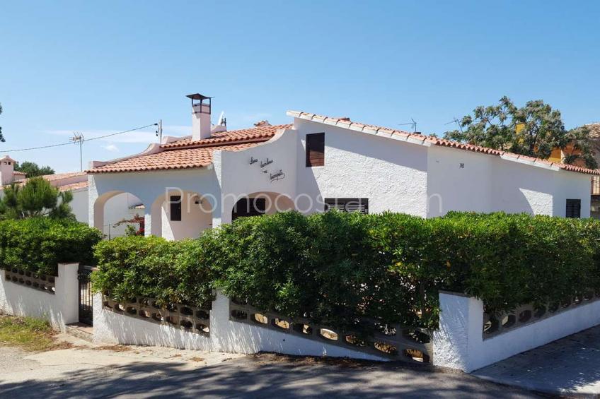 L'Escala, Casa independiente a 400m de la playa de Riells