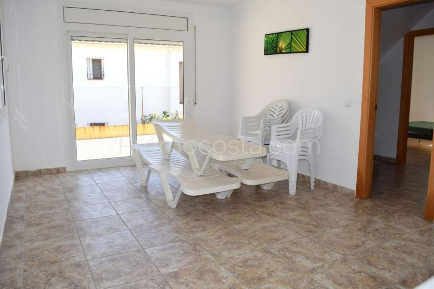 L'Escala, Nice house with garden and private pool