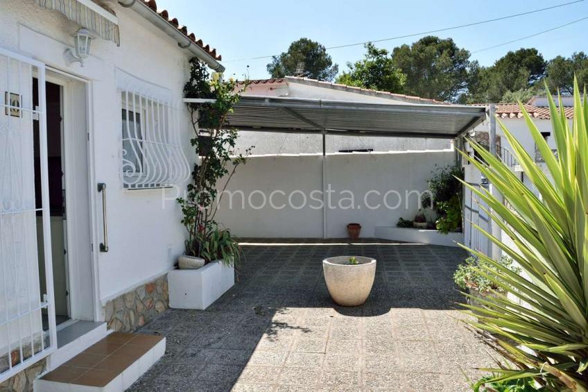 L'Escala, Maison F4 de plain pied , indépendante,  avec jardin