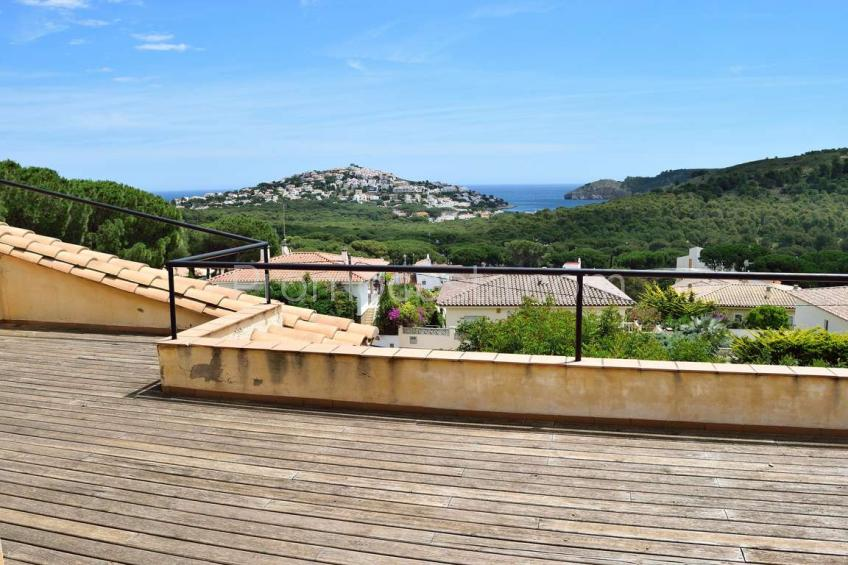 L'Escala, Stunning house with swimming pool and sea views