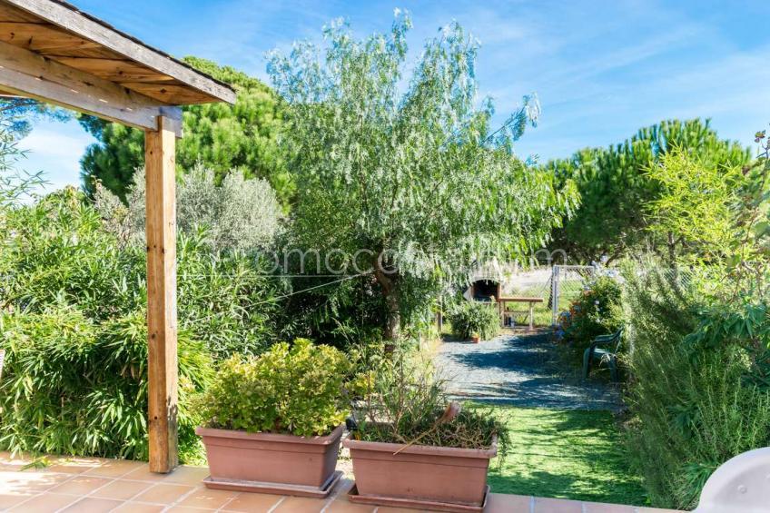 L'Escala, Maison nouvellement construite avec jardin privé et piscine communautaire