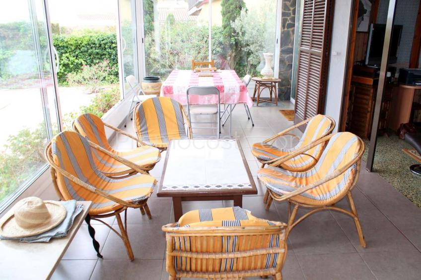 L'Escala, Detached house with private garden and pool, near the Old Town