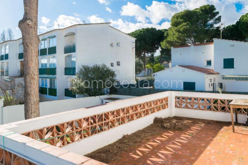 L'Escala, Casa con piscina privada a 200m de la playa