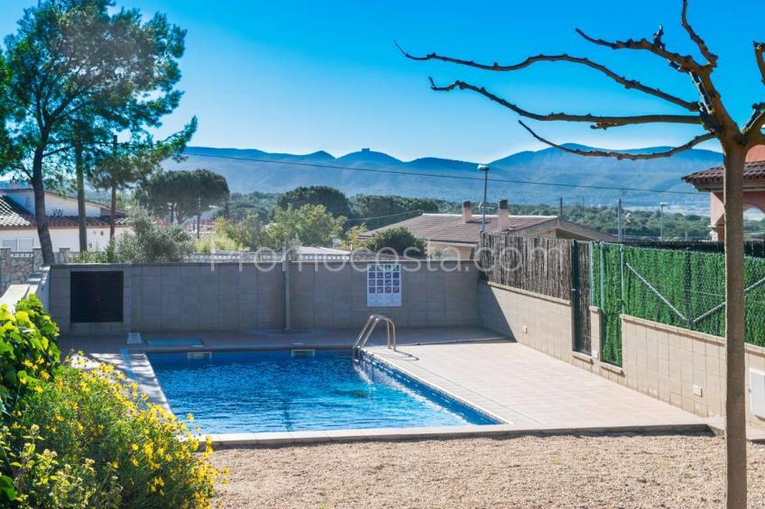 Casa impecable con piscina