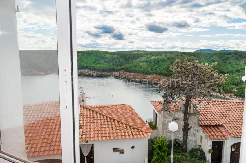 L'Escala, Casa con vistas al mar en Montgo