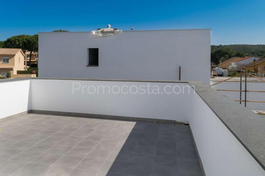 L'Escala, Casa soleada con piscina privada